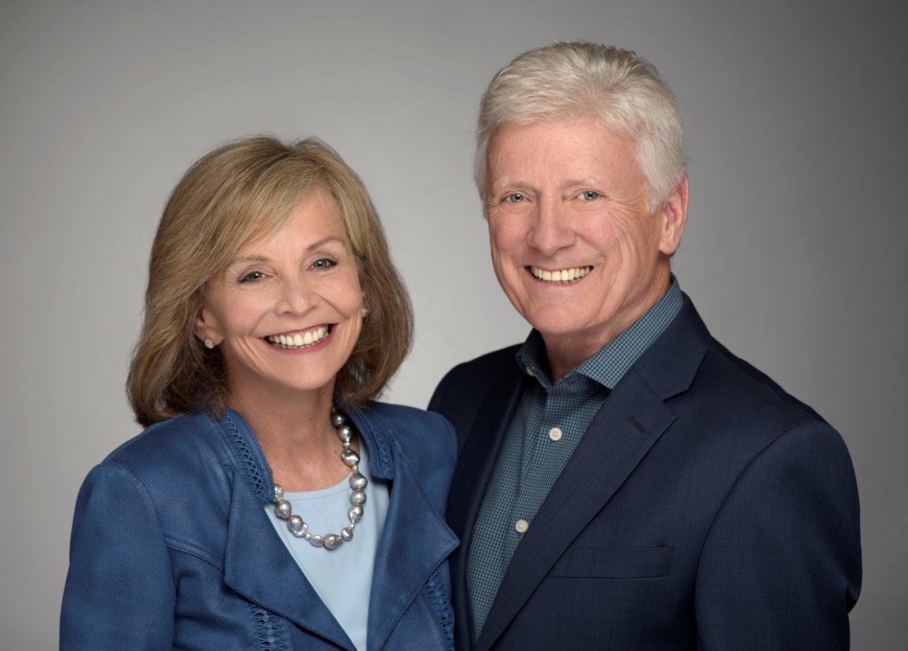 Deborah Shames and David Booth corrected headshot LR